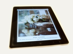 Michael Merrill Design Studio iPad Design Catalog