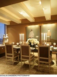Lighting Design - Michael Merrill Design Studio