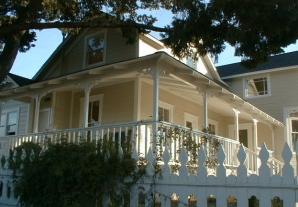 Caldwell Residence Winter 1998